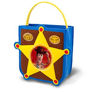 Woody Trick or Treat Bag