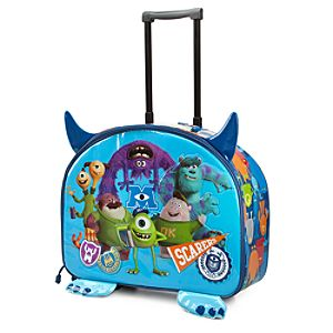 Monsters University Rolling Luggage