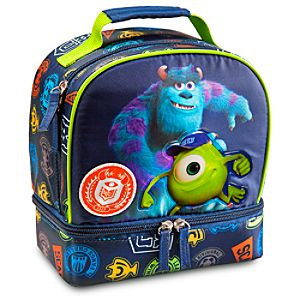 Monsters University Lunch Tote