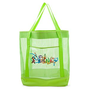 Disney Logo Beach Bag - Summer Fun