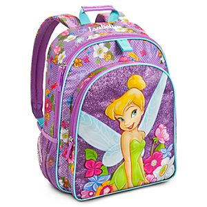Tinker Bell Backpack - Personalizable
