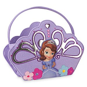Sofia the First Trick or Treat Bag