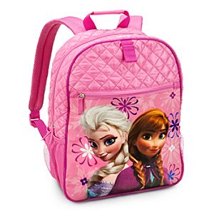 Anna and Elsa Backpack - Frozen - Personalizable