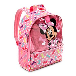 Minnie Mouse Backpack - Personalizable