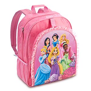 Disney Princess Backpack - Personalized