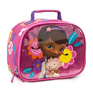 Doc McStuffins Pink Lunch Tote