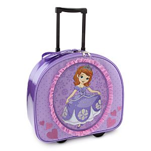Sofia the First Rolling Luggage