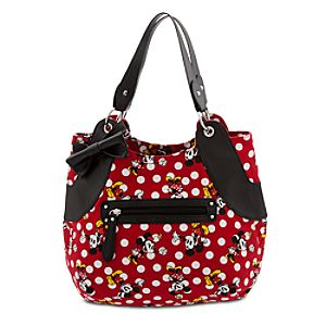 Mickey and Minnie Mouse Bag