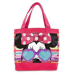 Minnie Mouse Swim Bag - Pink