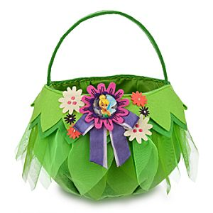 Tinker Bell Trick or Treat Bag