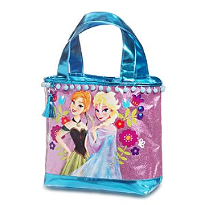 Anna and Elsa Swim Bag