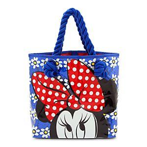 Minnie Mouse Bow Swim Bag
