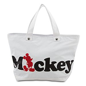 Love Mickey Mouse Tote
