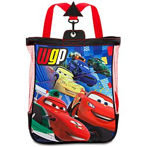 Cars 2 Swim Backpack