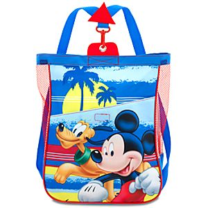 Mickey Mouse Swim Backpack