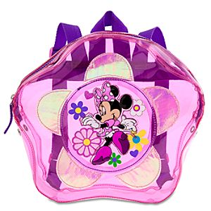 Minnie Mouse Swim Backpack