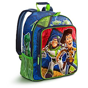Personalizable Toy Story Backpack