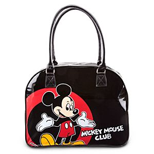 Bowler Bag The Mickey Mouse Club Tote