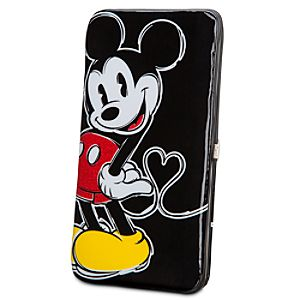 Mickey and Minnie Mouse Wallet