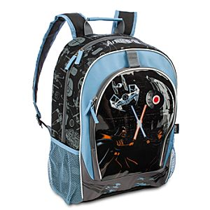 Star Wars Light-Up Backpack - Personalizable