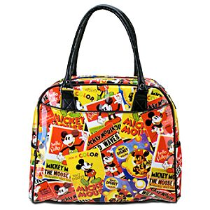 Disney Nostalgia Mickey Mouse Bag