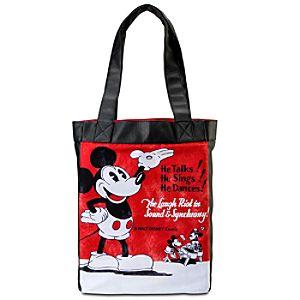Disney Nostalgia Mickey Mouse Tote