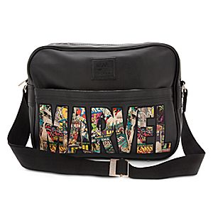 Marvel Comics Messenger Bag