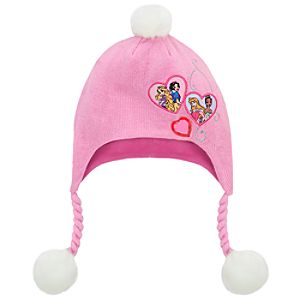 Knit Disney Princess Hat for Girls