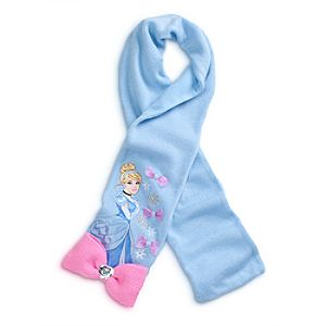 Cinderella Scarf for Girls