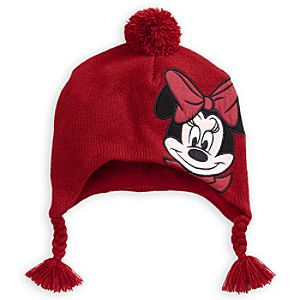 Braided Minnie Mouse Hat for Girls