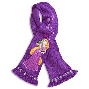 Rapunzel Scarf for Girls
