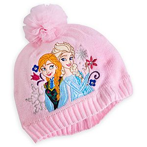 Anna and Elsa Hat for Girls - Frozen - Personalized