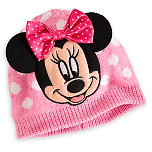 Minnie Mouse Hat for Girls - Personalizable