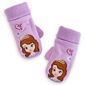 Sofia Mittens for Girls