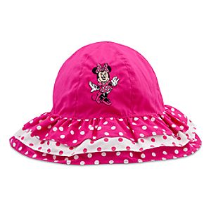 Minnie Mouse Bucket Hat for Girls