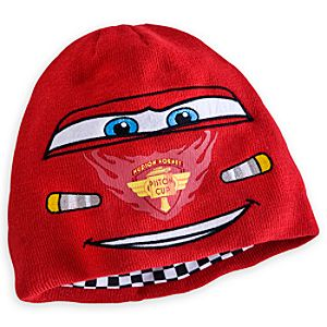 Lightning McQueen Hat for Boys - Personalizable