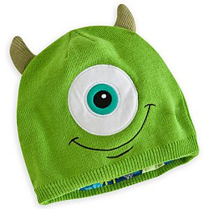 Mike Wazowski Hat for Boys - Personalizable