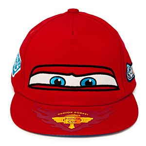 Lightning McQueen Baseball Cap for Boys