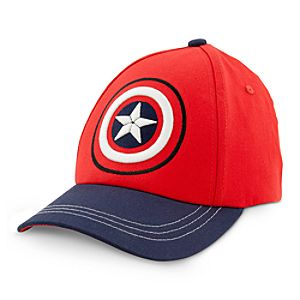Captain America Hat for Boys - Personalizable