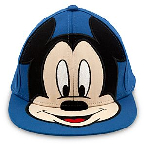 Mickey Mouse Baseball Cap for Boys - Personalizable