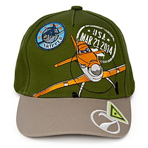 Planes Baseball Hat for Boys - Personalizable