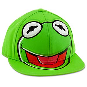 Personalizable Muppets Kermit Baseball Cap for Men