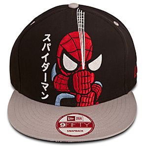 Spider-Man Hat by Tokidoki - Adult