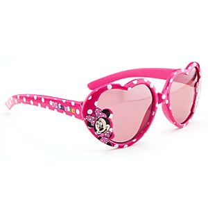 Minnie Mouse Sunglasses for Girls -- Pink