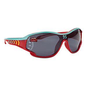 Lightning McQueen Sunglasses for Boys