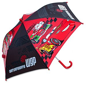 Cars 2 Umbrella for Boys