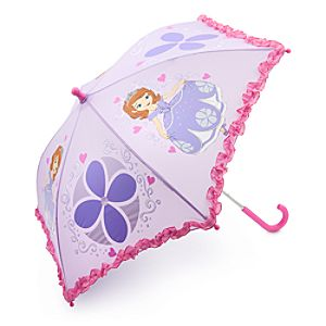 Sofia Umbrella for Girls