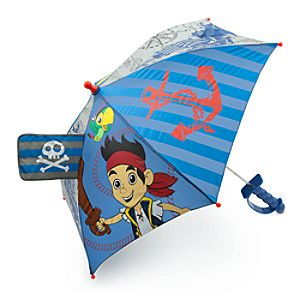 Jake and the Never Land Pirates Umbrella for Boys