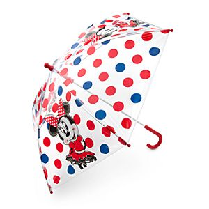 Minnie Mouse Umbrella for Girls
