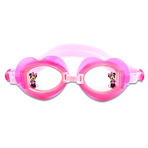 Minnie Mouse Swim Goggles